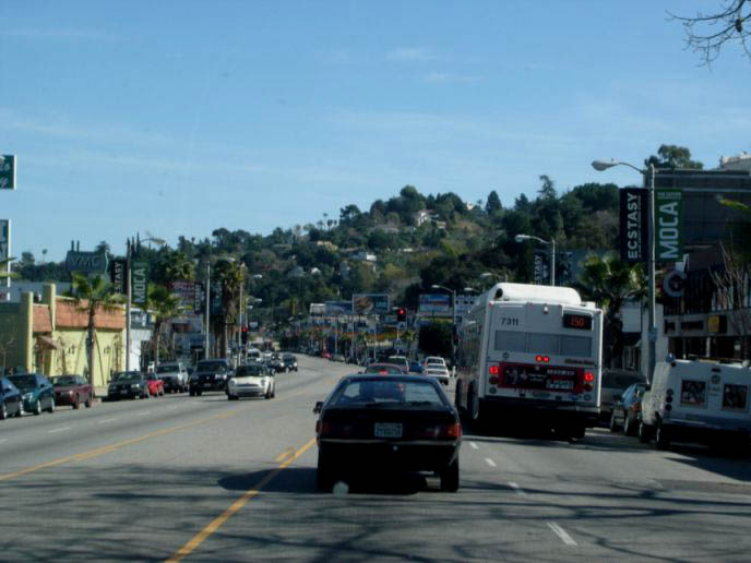 City Council Approved Repairs to Segments of Sidewalk in Studio City