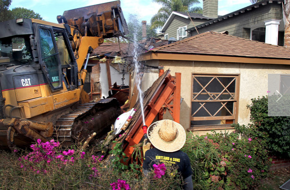 Housing Tear-Downs on the Rise as Real Estate Rebounds